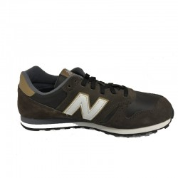Sneakers new balance marroni