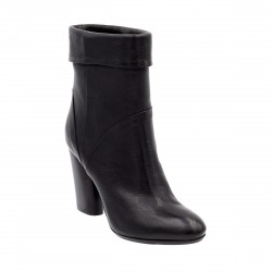 Stivale donna in pelle-...